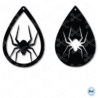 earrings-spider-svg
