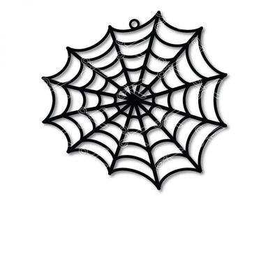halloween spider web earrings 768x768 - Spider web Earring SVG DXF