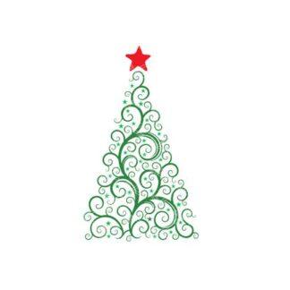 christmas tree svg 3 324x324 - Christmas tree SVG DXF