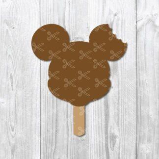 Mickey ice cream svg 324x324 - Mickey ice cream SVG DXF