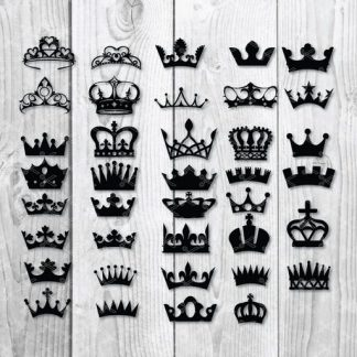 crown svg