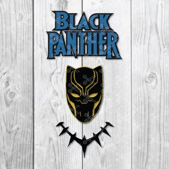 Black Panther SVG