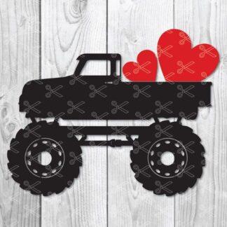 Boy Valentines SVG