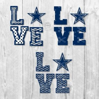 Dallas Cowboys svg file