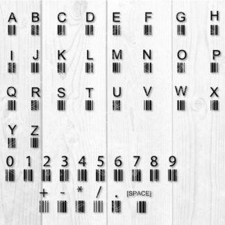 barcode svg file