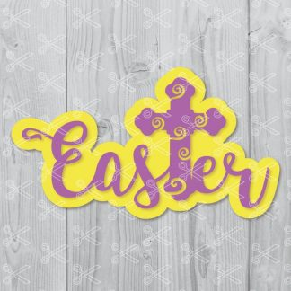 easter svg file