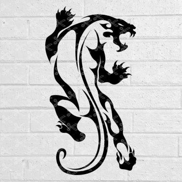 Tiger SVG