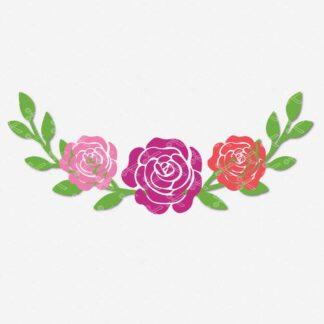 Flowers SVG