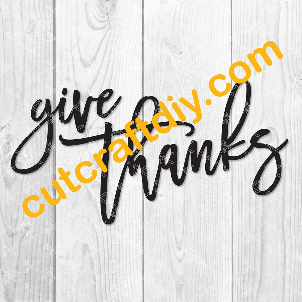 Thanksgiving Svg Png Dxf Cut Files High Quality Premium Design