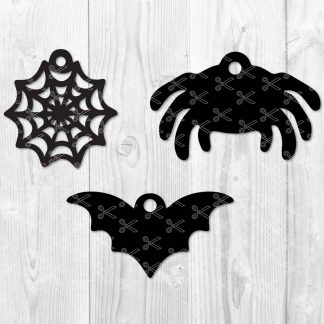 Earring Halloween SVG