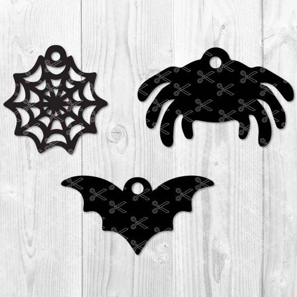 Earring Halloween SVG