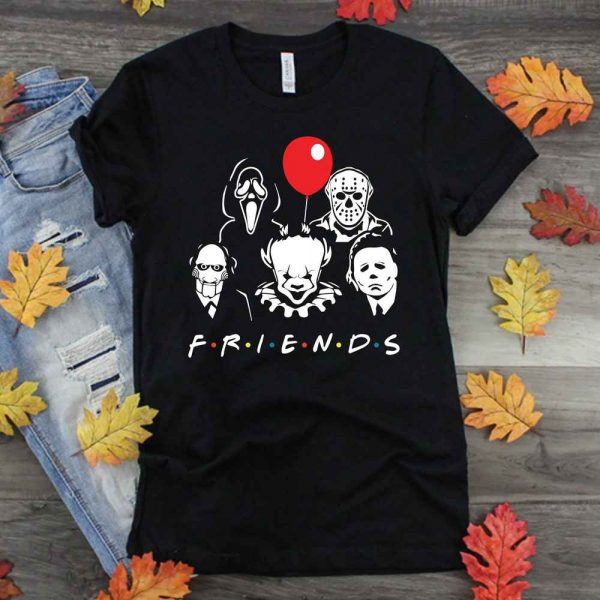 Halloween Friends SVG