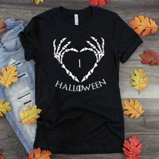 I love Halloween SVG