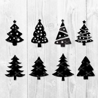 Christmas Tree SVG File