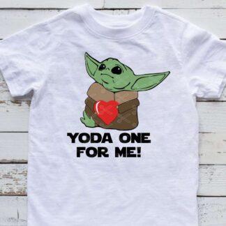 Baby Yoda Valentine's Day SVG