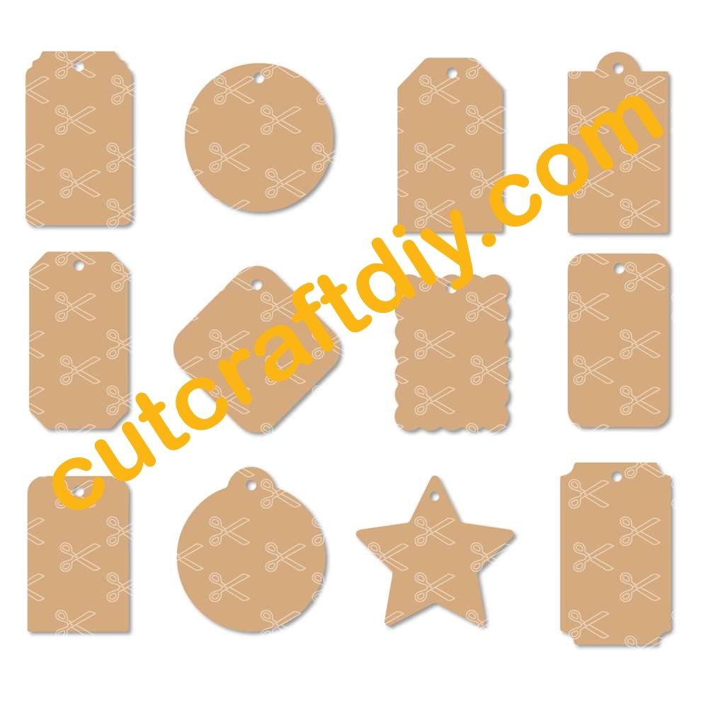 Gift Tag SVG
