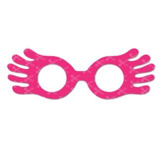 Luna Love Good Glasses SVG File