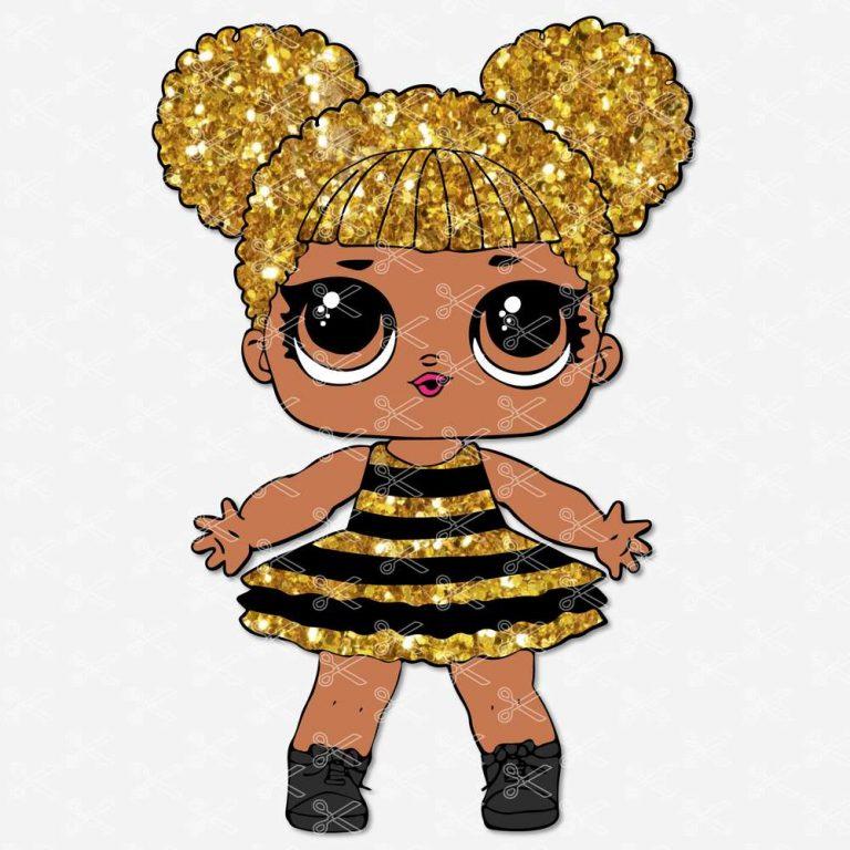 Queen Bee LOL SVG