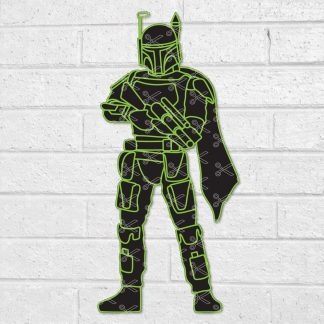 The Mandalorian SVG