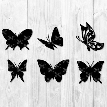 Butterfly SVG Bundle