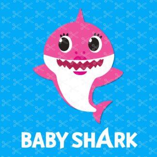 Pinkfong - Baby Shark SVG