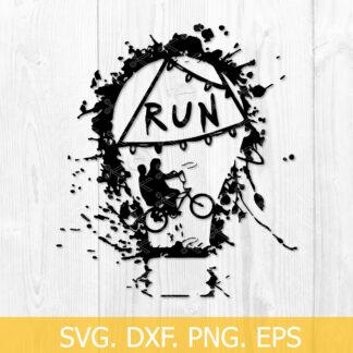 Stranger Things SVG Cut File