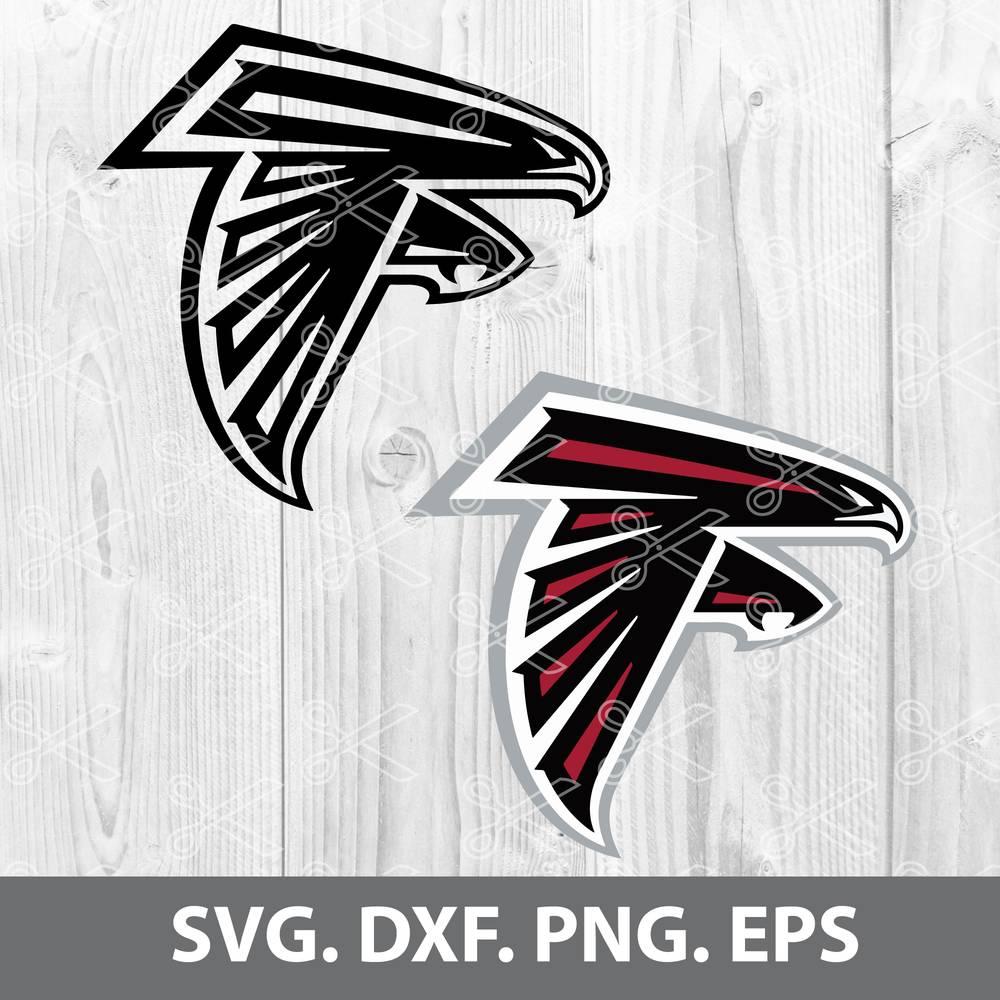 Atlanta Falcons Svg Dxf Png Eps Cut Files Football Svg