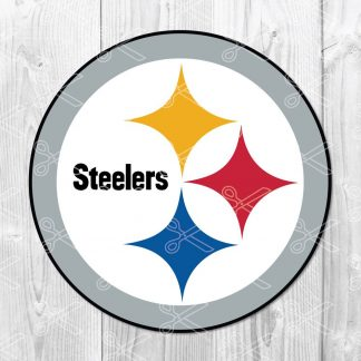 Pittsburgh Steelers SVG 324x324 - Pittsburgh Steelers SVG, DXF, PNG, EPS - Steelers Logo SVG Cut File