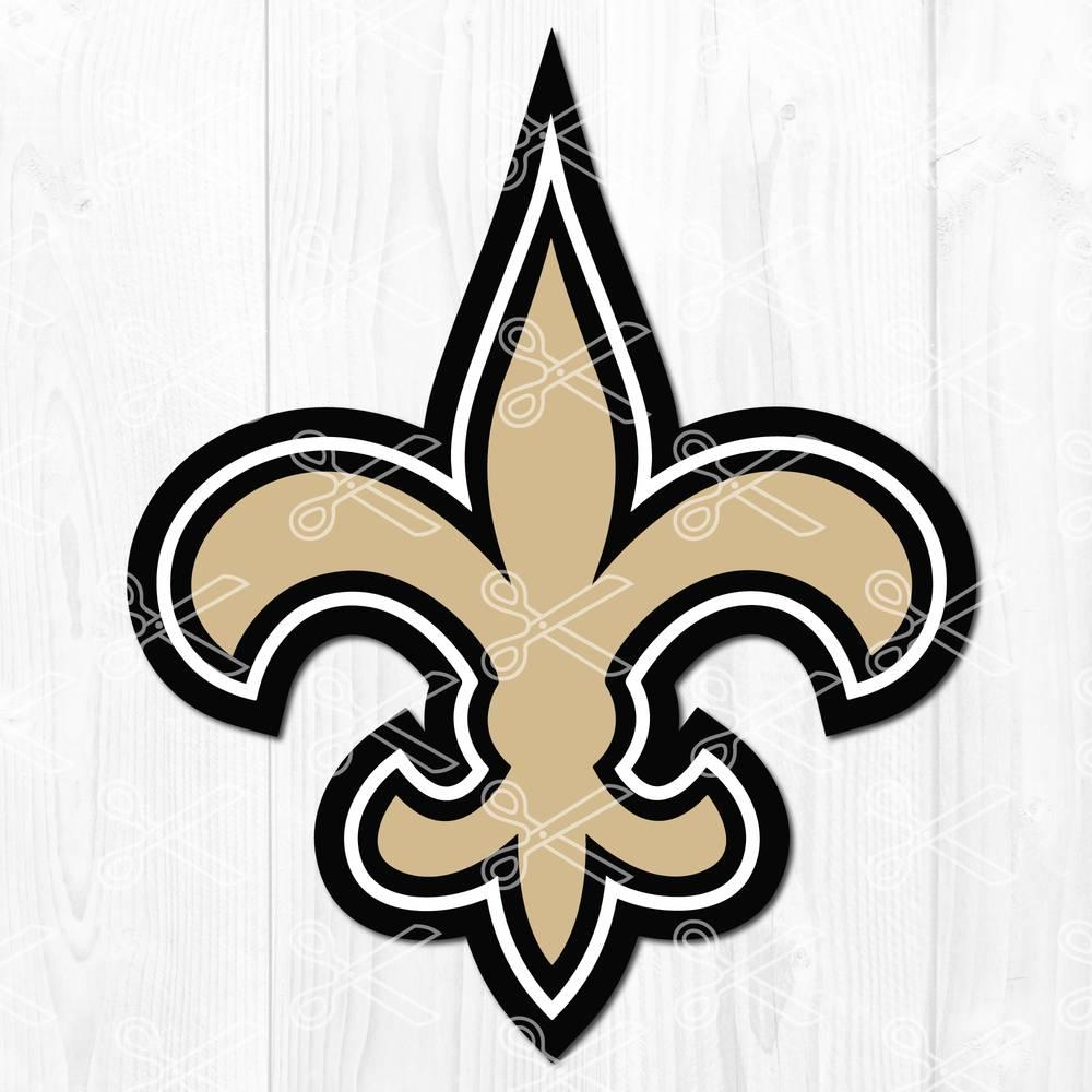 Saints Logo Svg Dxf Png Eps Cut Files High Quality Premium Design