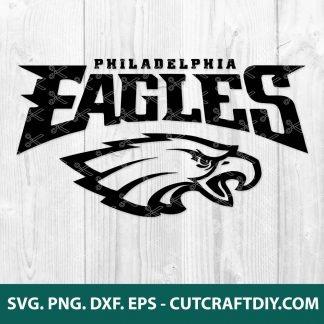 Philadelphia Eagles SVG Cut Files