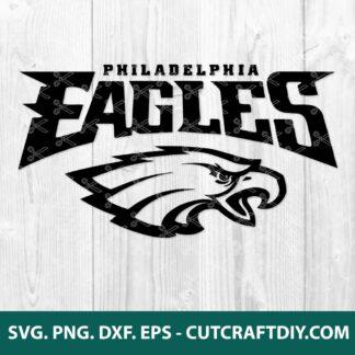 Philadelphia Eagles SVG Cut Files
