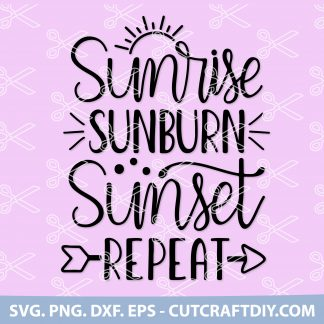 SUMMER SVG 324x324 - Summer SVG, DXF, PNG, EPS, Cut Files, Summer Quote SVG, Summer Saying SVG