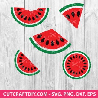 Watermelon SVG File