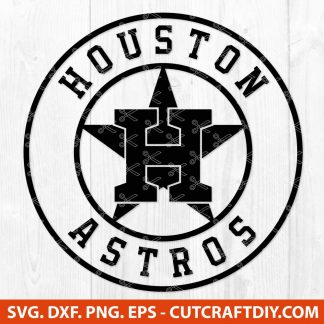 Houston Astros SVG