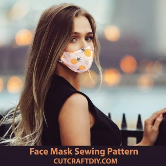Sewing Pattern for Face Mask