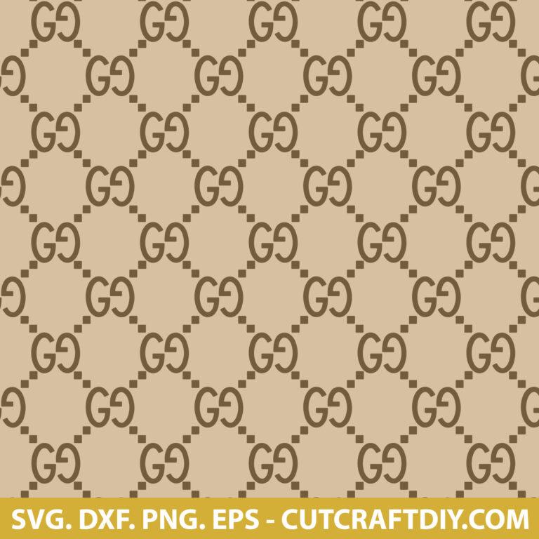 Gucci Pattern SVG