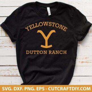 Yellowstone SVG