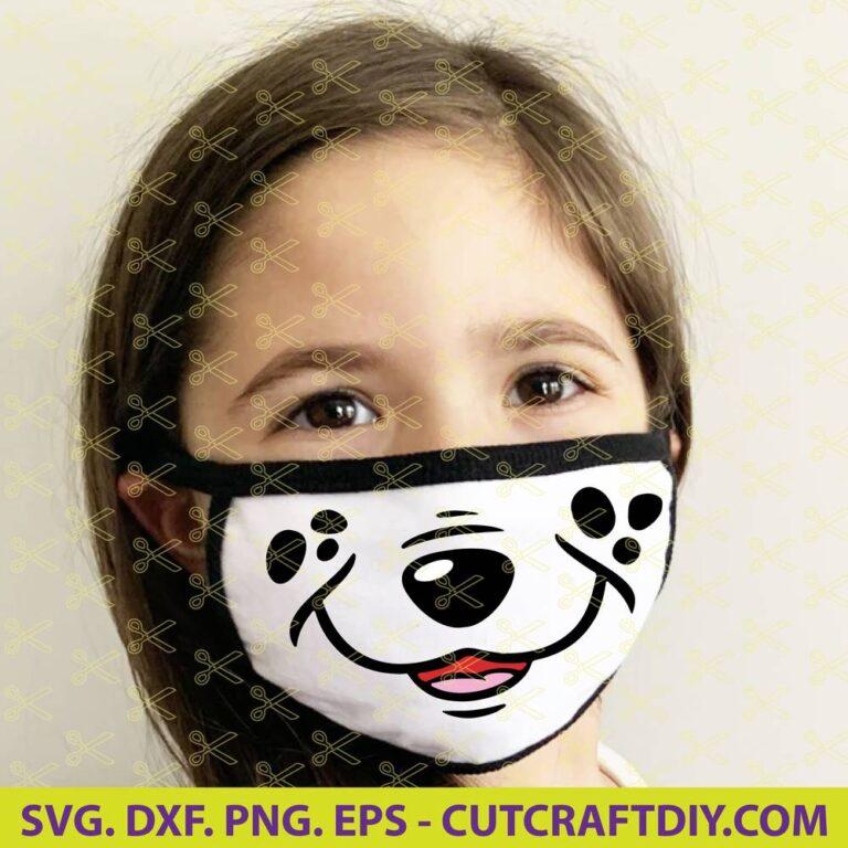 Animal Face SVG