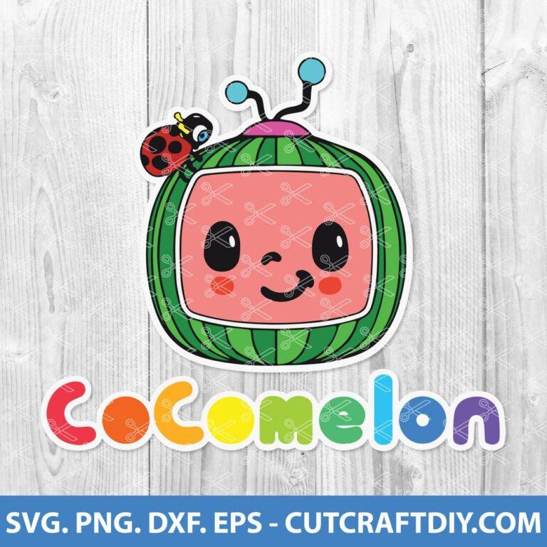 Cocomelon SVG