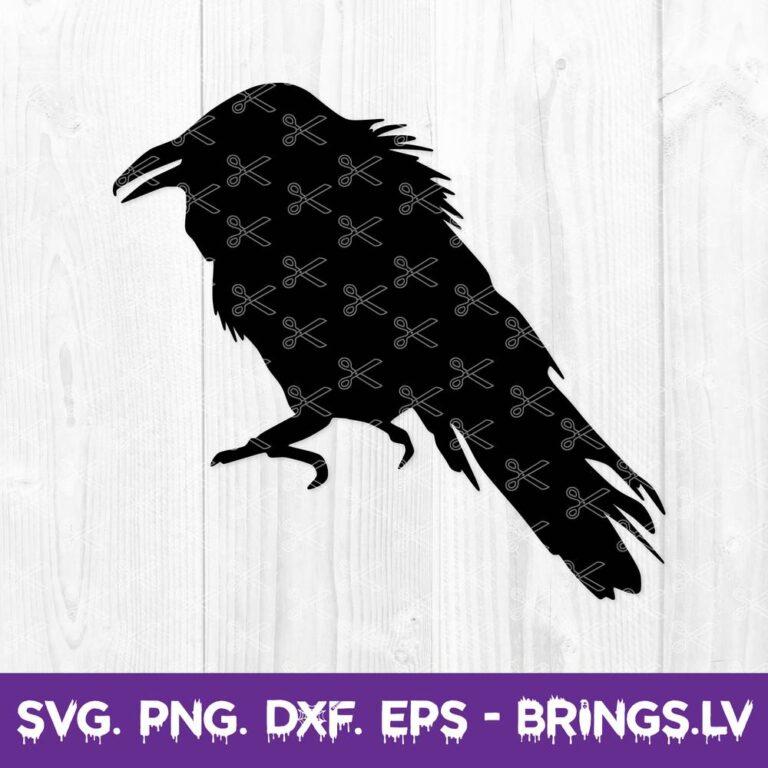 Raven SVG