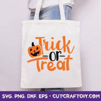Trick or Treat SVG File