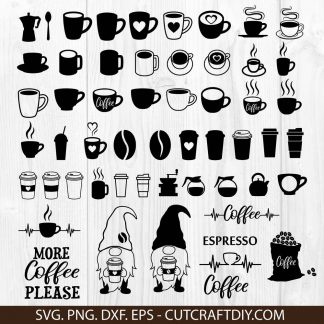 Coffee SVG