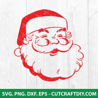 Santa Claus SVG