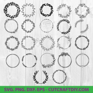 Wreath SVG