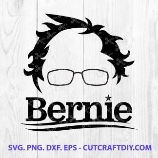 Bernie Sanders SVG