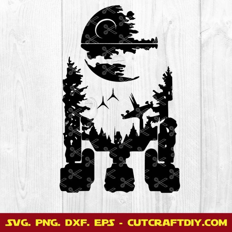 Star Wars SVG Cut File