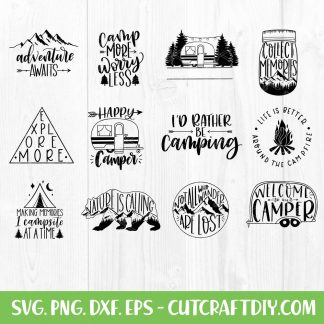 Adventure SVG Bundle