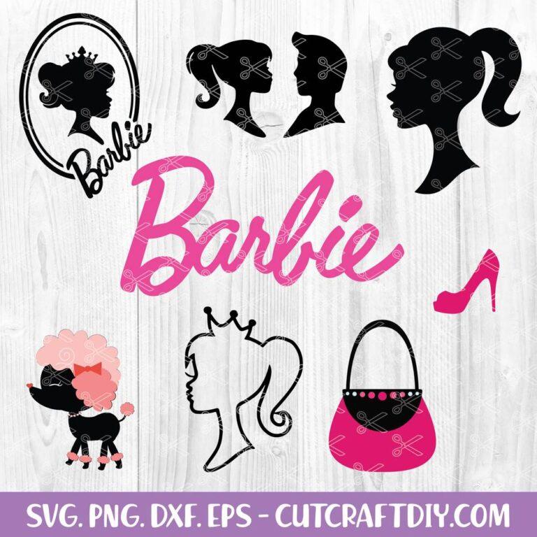 Barbie SVG