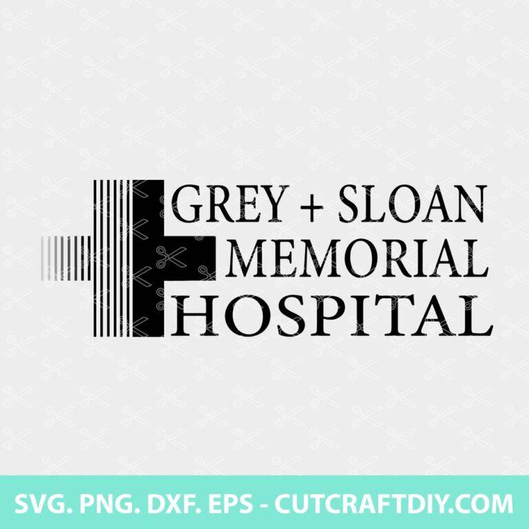 Grey Sloan Memorial Hospital Digital SVG