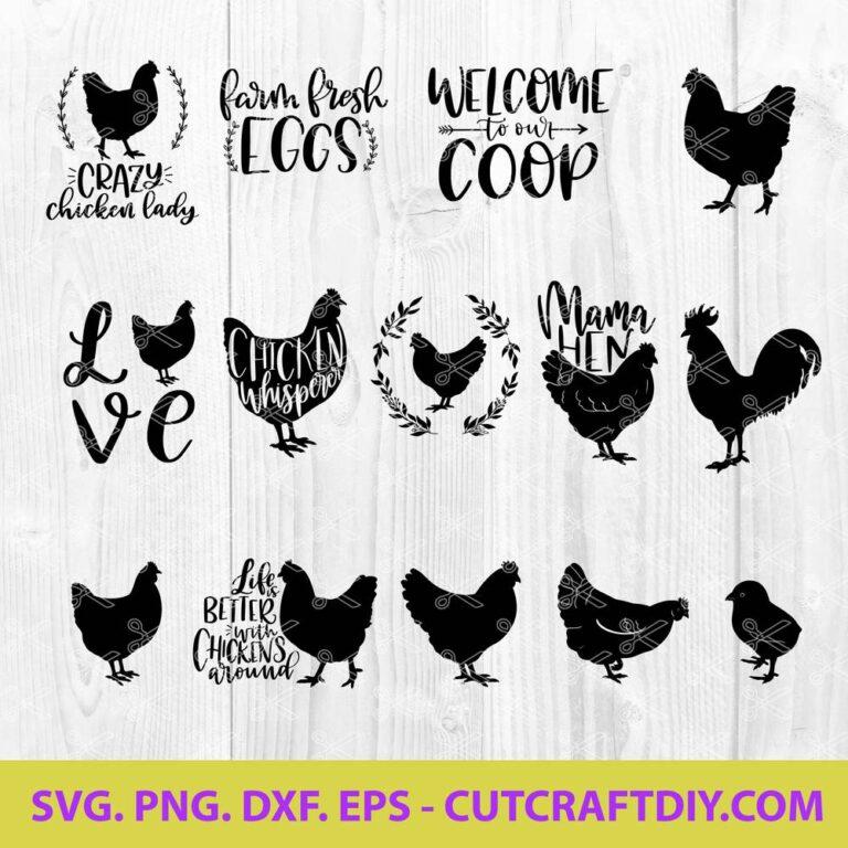 Chicken SVG